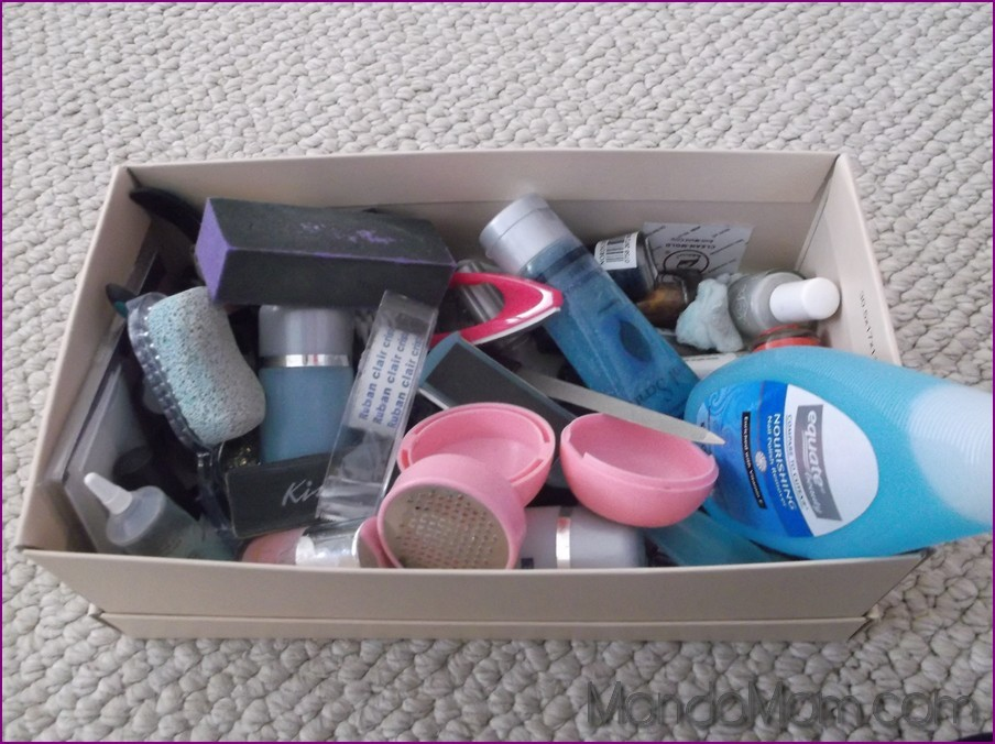 Organize Your Nail Polish And Nail Tools With Dollar Store
