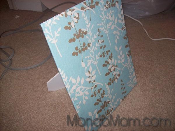 DIY fabric mats