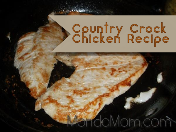 Country Crock Chicken Recipe
