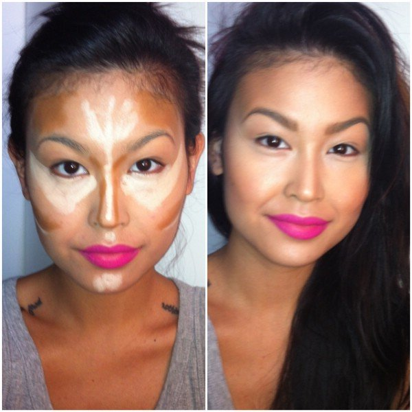 Contour the right way!