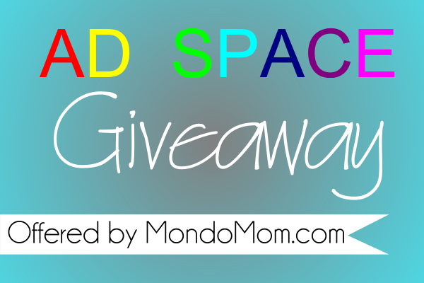 Ad space giveaway