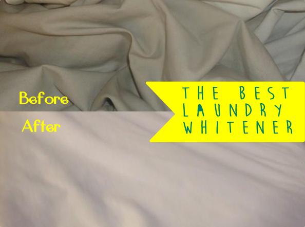 The best laundry whitener