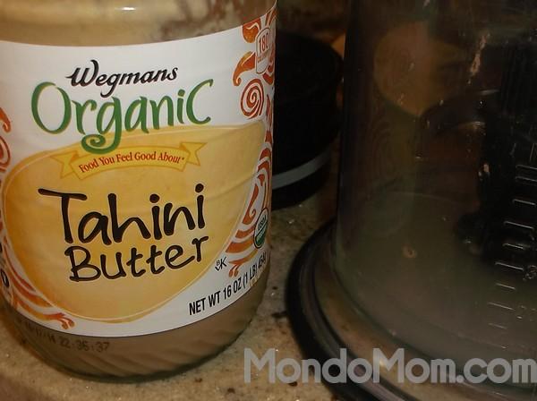 Tahini butter