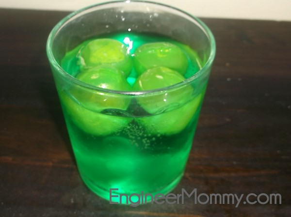 Lime & Mint Soda