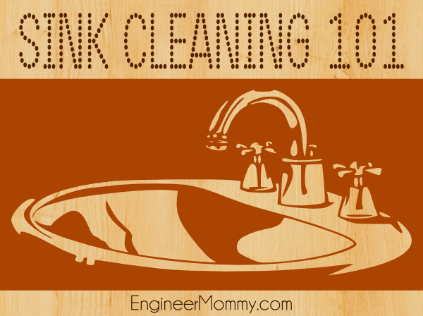 Sink Cleaning 101: How to Clean Every Type of Sink