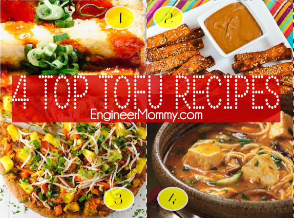 4 delicious tofu recipes you must try