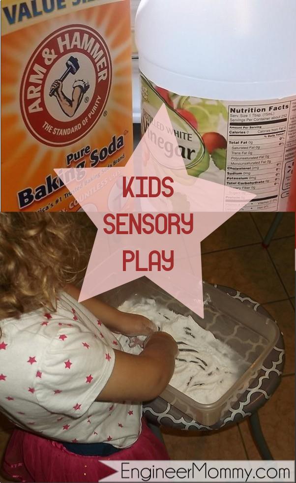Kids sensory play