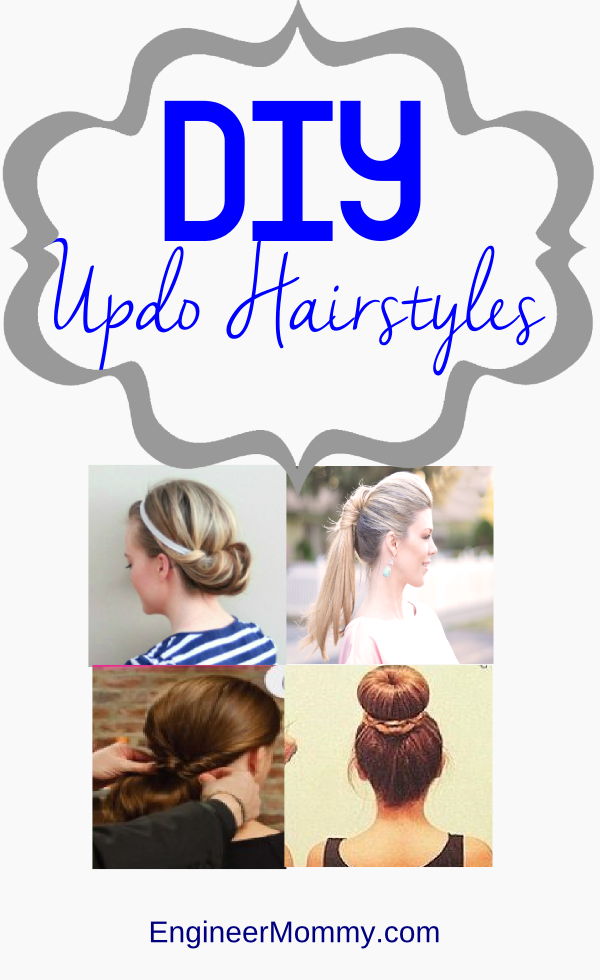 DIY Updo Hairstyles