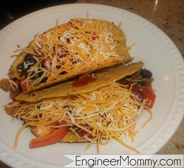 Delicious easy tacos