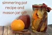 Mason jar recipes {gift ideas}