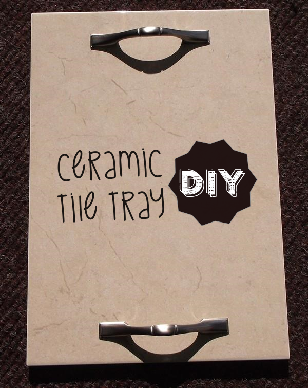 DIY Ceramic Tray