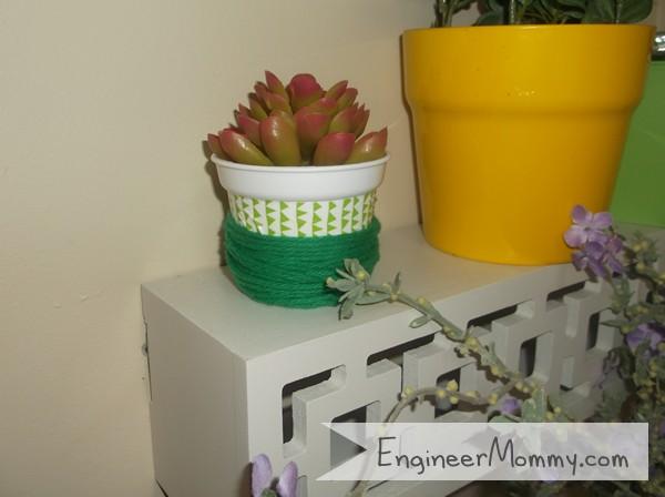 Yarn Succulent