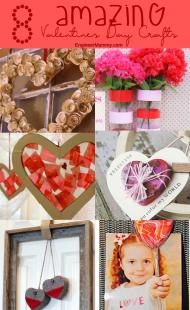 8 Amazing Valentine's Day Crafts