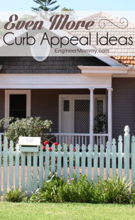 Even More Curb Appeal Ideas