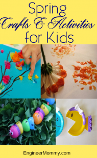 Spring Activities and Crafts for Kids