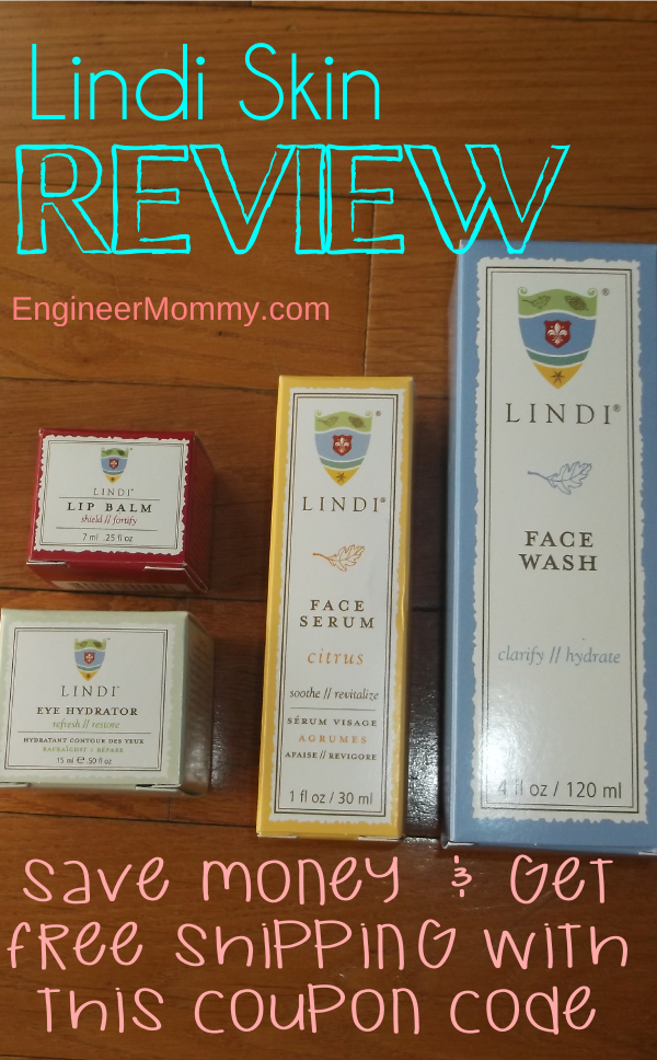 Lindi Skin Product Review