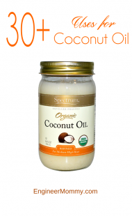30+ Uses for Coconut Oil