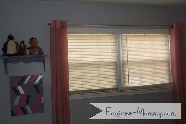 DIY Cheapest Curtain Rod Ever