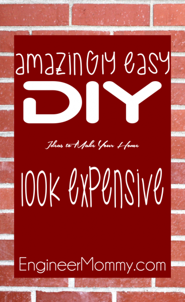 Cool DIY Home Improvement Projects