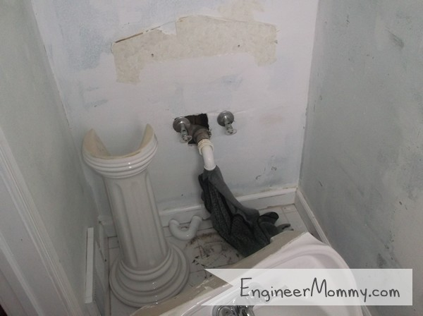 How to Remove a Sink