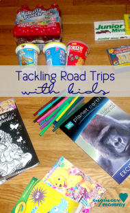 Tackling a road trip with the kids: tips for success