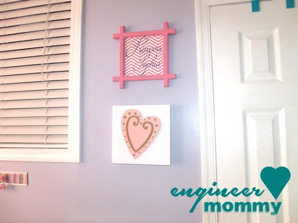 "Thrift Store ""Princess Sophia"" Sign Makeover"