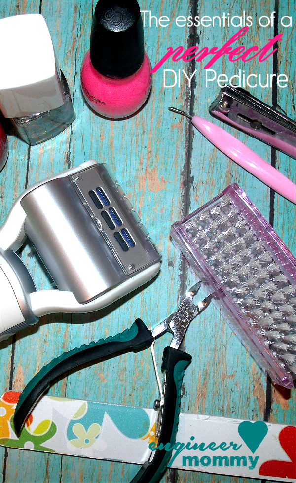 The Essentials of a Perfect DIY Pedicure
