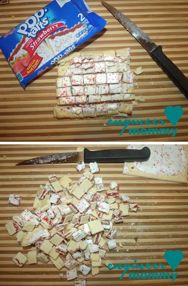 Strawberry Pop-tart Pie Recipe
