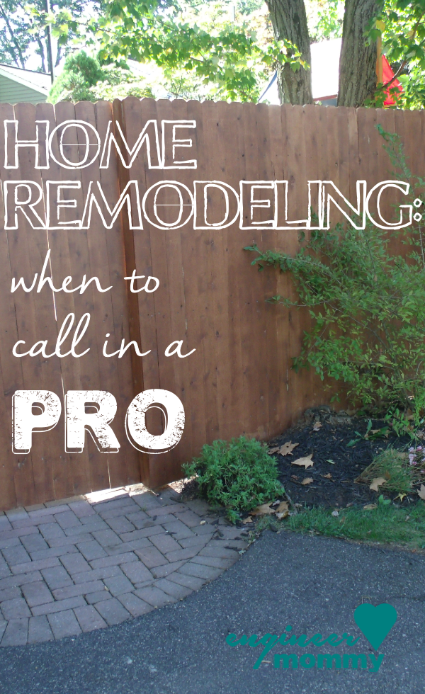 Home Remodeling: When to Call in a Pro
