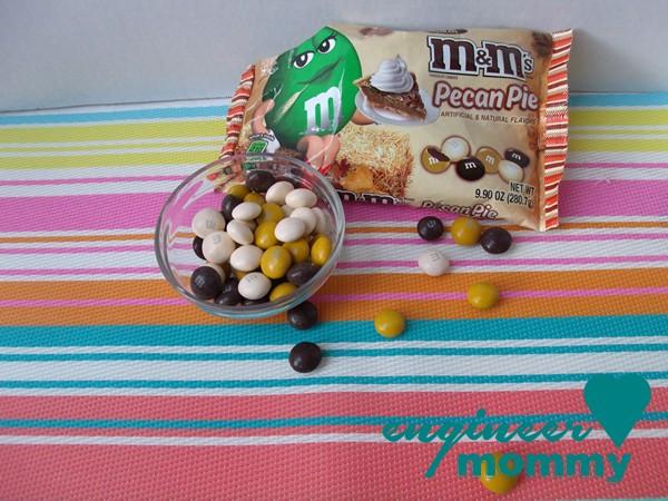 M&M's® Pecan Pie