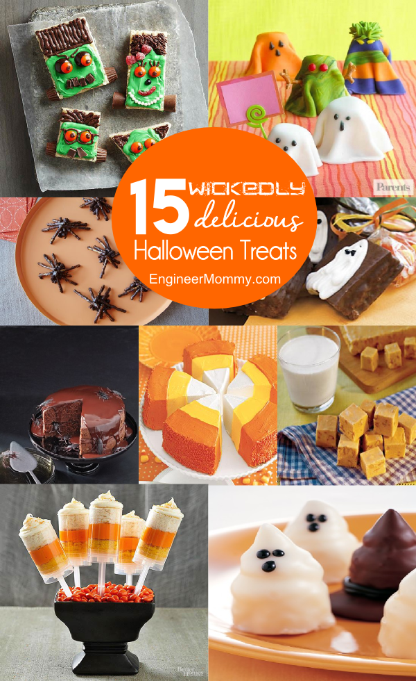 15 Wickedly Delicious Halloween Treats