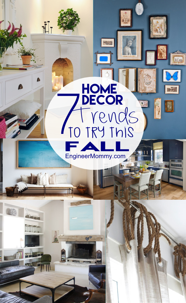 7 Home Decor Trends to Try This Fall