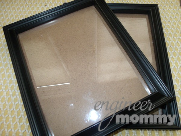 Two Picture Frames
