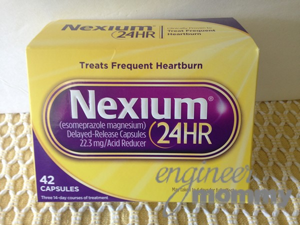 Nexium 24HR 42 count