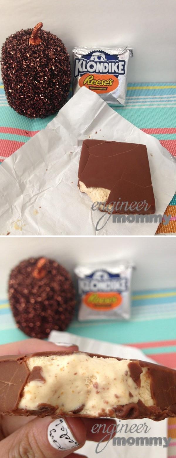 Klondike® Ice Cream Bar: REESE'S