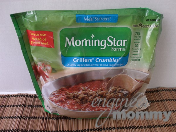 MorningStar Farms Grillers Crumbles