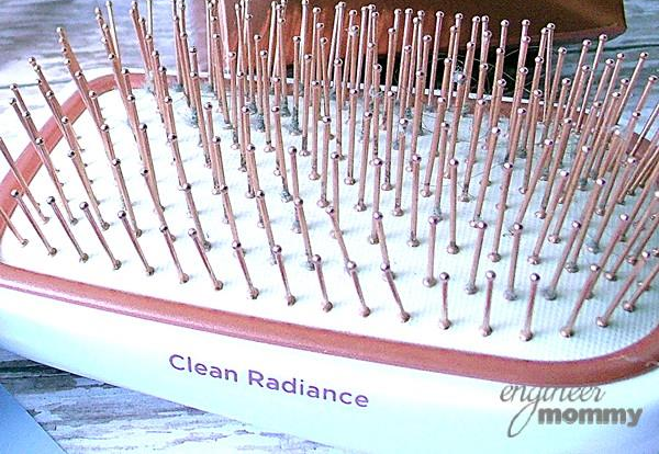 Goody Clean Radiance Hair Brush