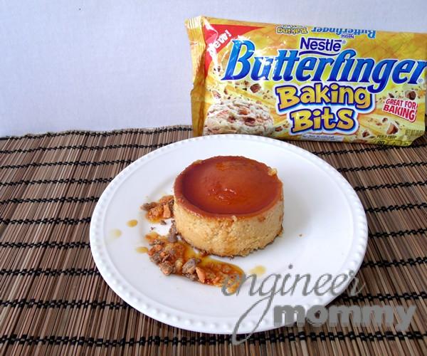 BUTTERFINGER® Flan