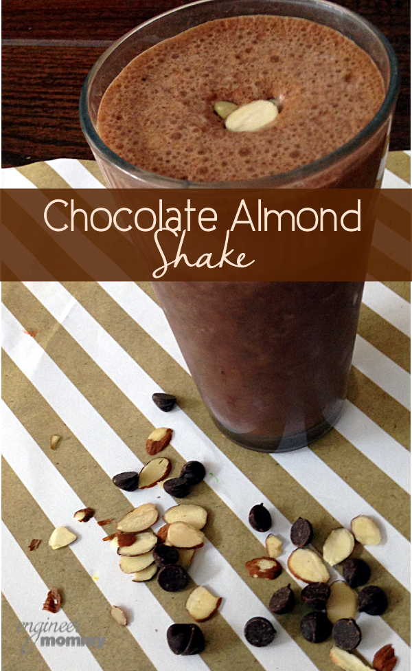 Chocolate Almond Shake