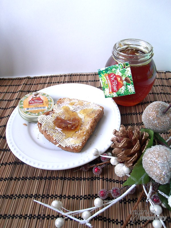 Delicious Honey Snack for the Holidays