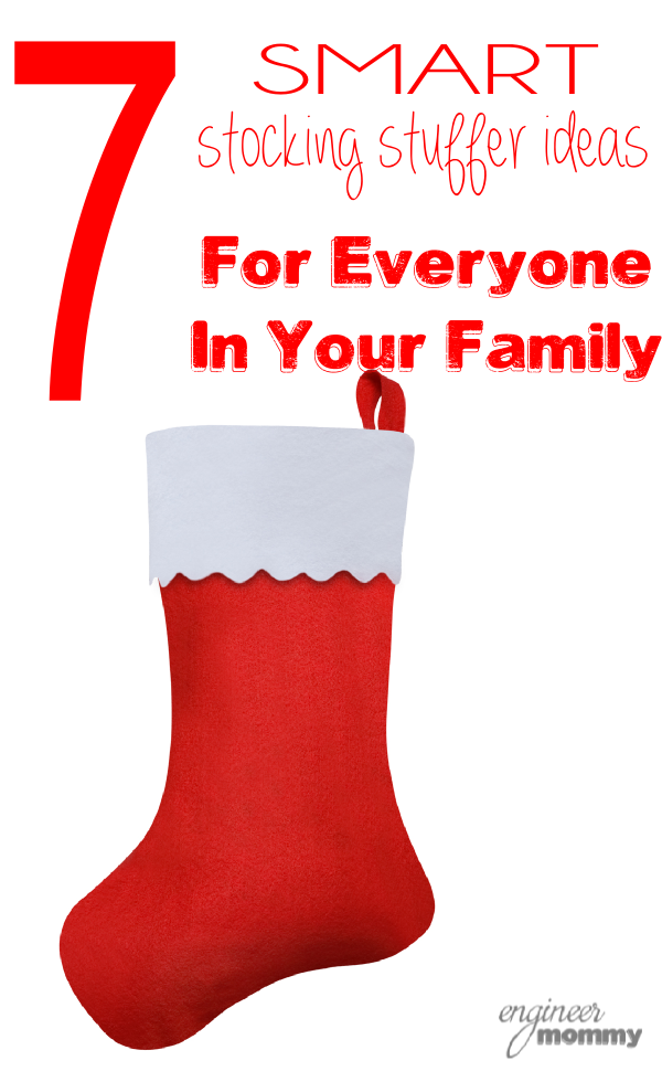 7 Smart Stocking Stuffer Ideas for Everyone on Your List