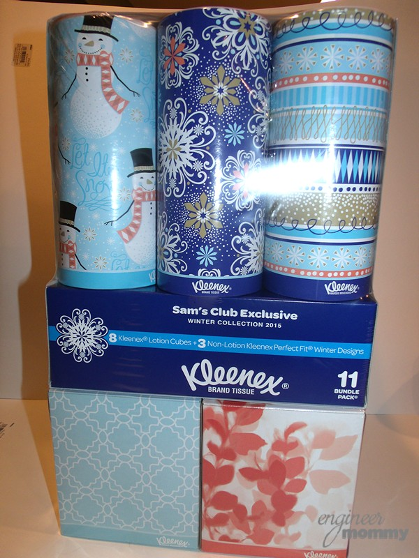 Kleenex® Winter Pack