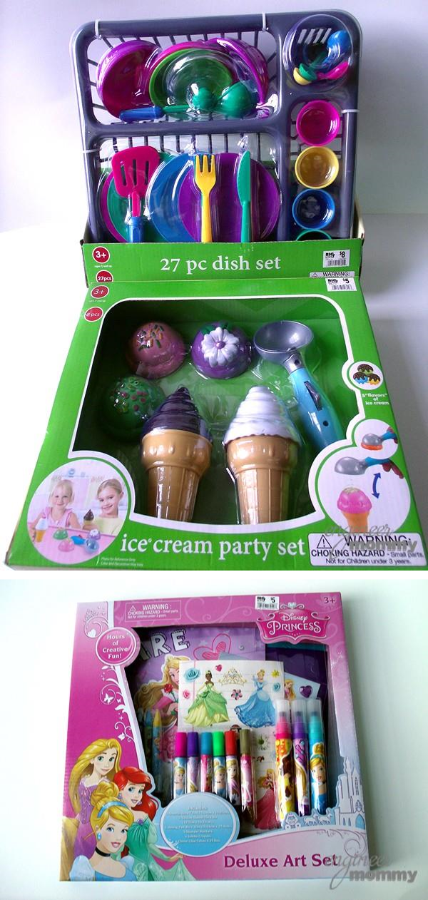 Toys for my daughters