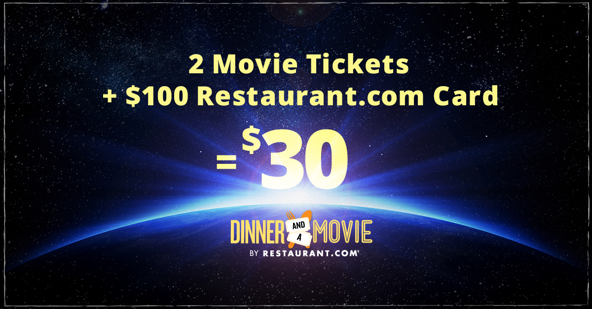 Dinner & a Movie Promotion