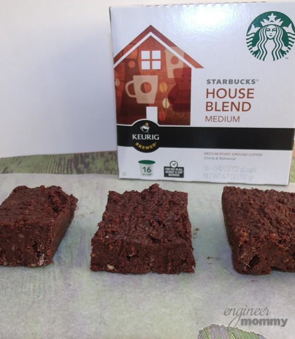No-Bake Coffee Brownies