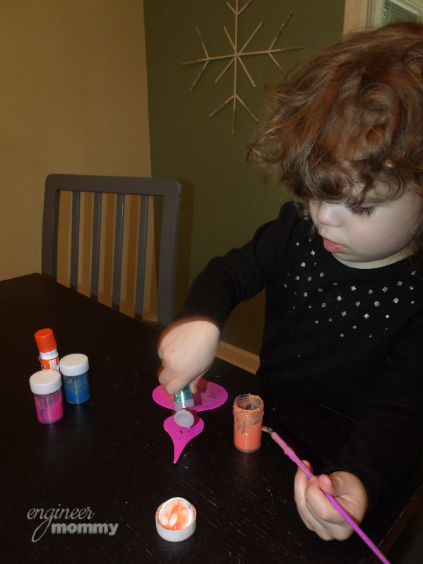 Fun Seasonal Crafts with the Kids