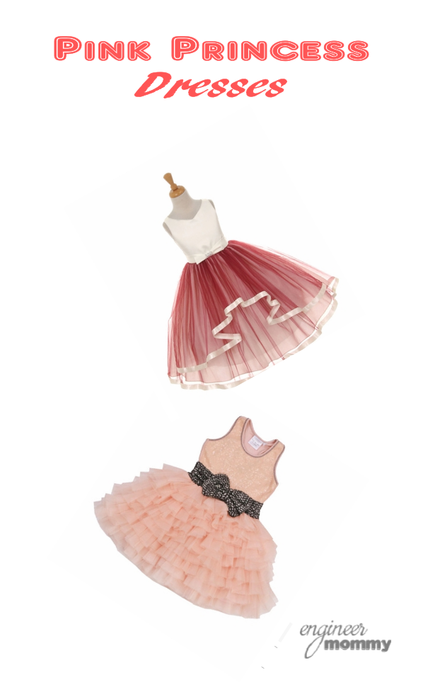 Pink Princess Dresses
