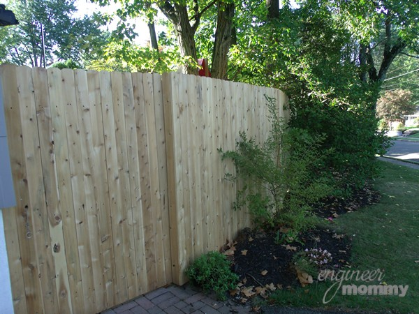 Tips for Staining a Wood Fence