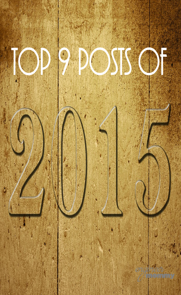 Top 9 Posts of 2015