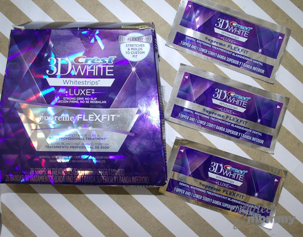 Crest 3D White Supreme Flexfit WhiteStrips